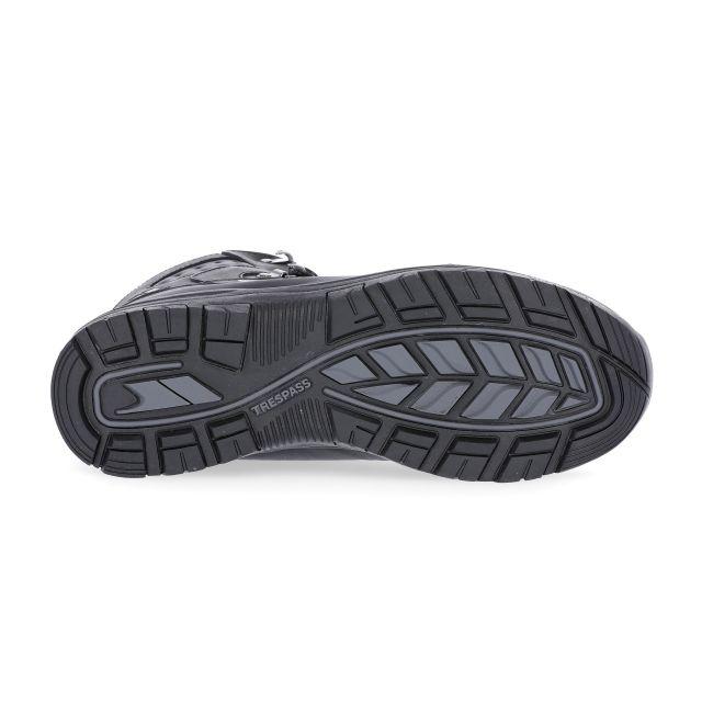 Thorburn Men's Walking Boots in Black