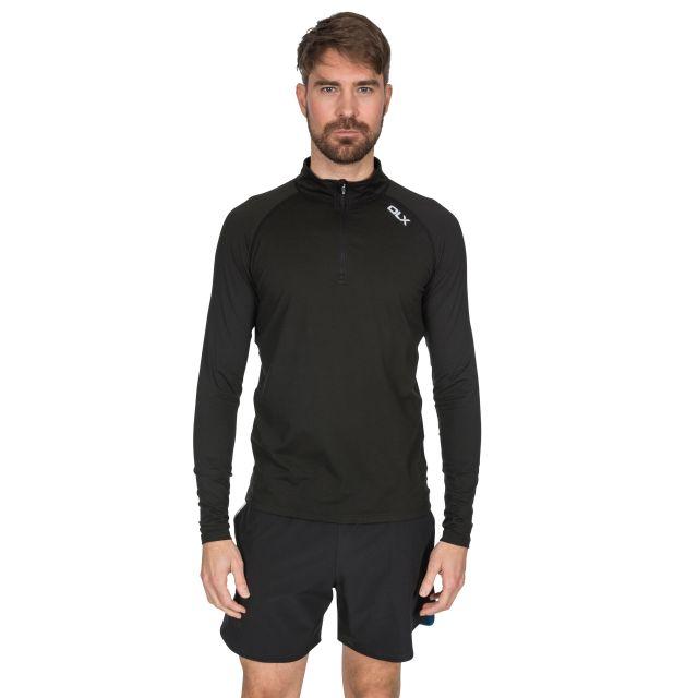 Tierney Men's DLX Active Top in Black