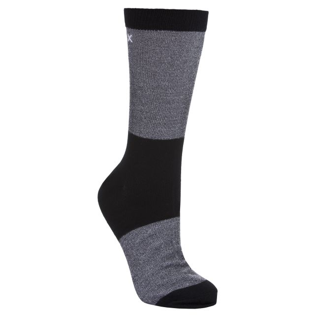 Tippo Men's Walking Socks in Black