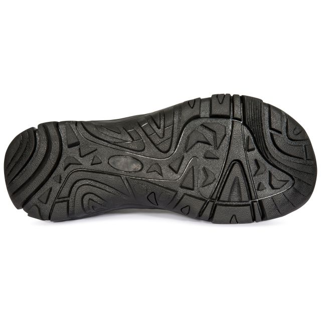 Torrance Men's Closed Toe Walking Sandals in Black