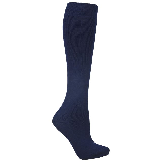 Tubular Adults' Tube Socks in Navy