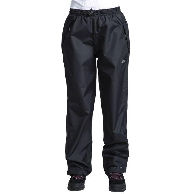 Tutula Women's Waterproof Walking Trousers in Black