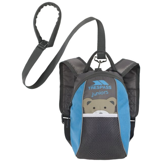 Mini Me Toddlers' 3L Backpack with Reins in Blue