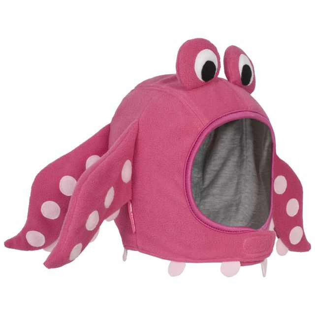 Octo Kids' Novelty Balaclava in Pink