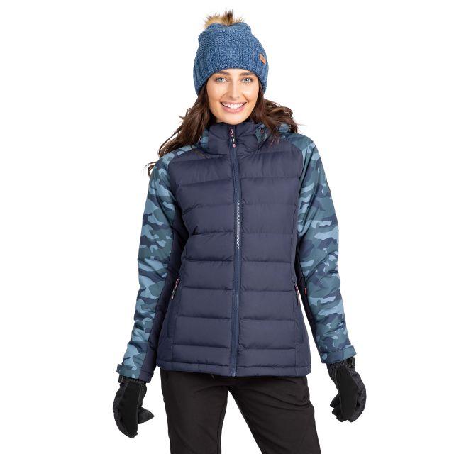 Urge Women's Windproof Ski Jacket in Navy