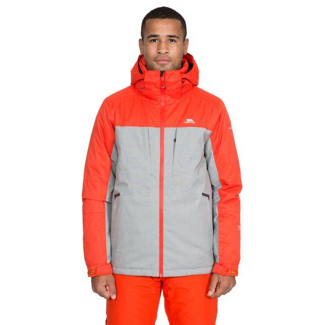 Ventnor Men's Waterproof Ski Jacket in Black