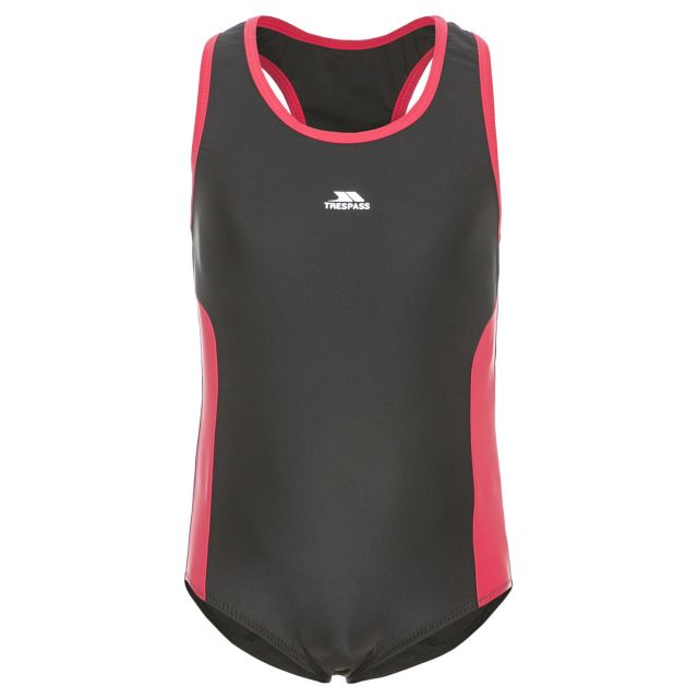 Wakely Kids' Swimming Costume in Black