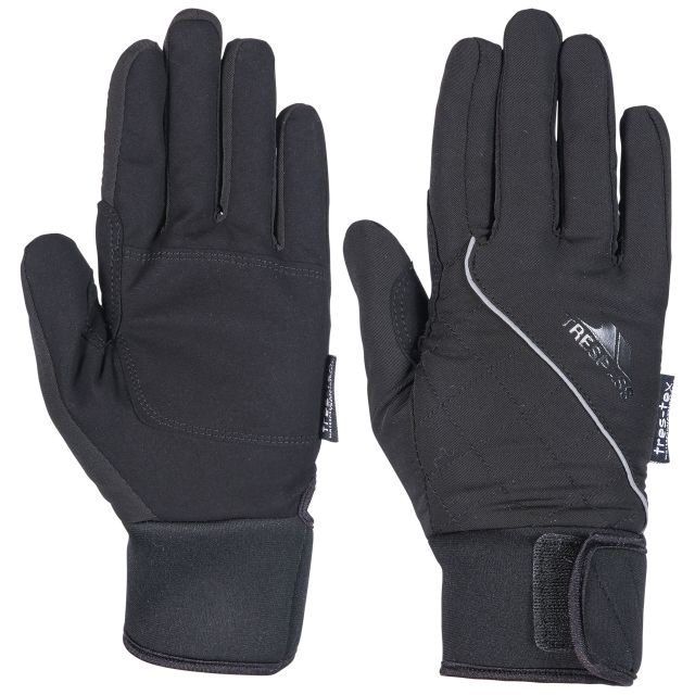 Whiprey Unisex Active Gloves in Black