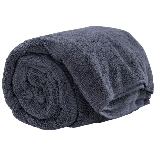 Terry Towel 75 x 135cm in Grey