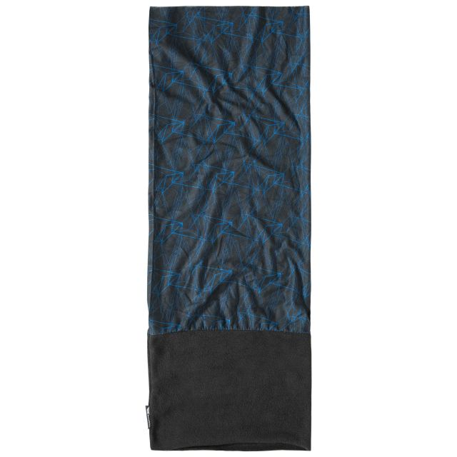 Zazo Adults' Microfleece Neck Warmer in Blue