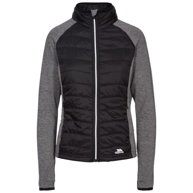 Zorina  Women's Padded Active Jacket in Black