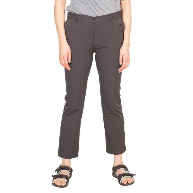Zulu Women's 3/4 Length Trousers - DAG, Front view on model