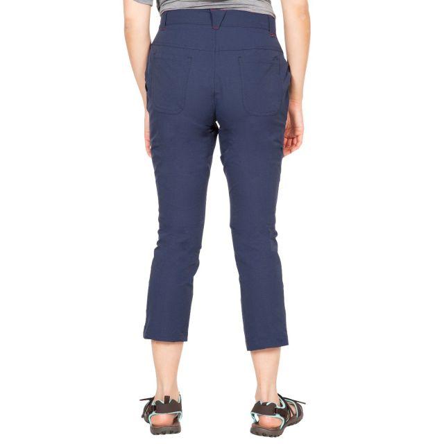 Zulu Women's 3/4 Length Trousers in Navy