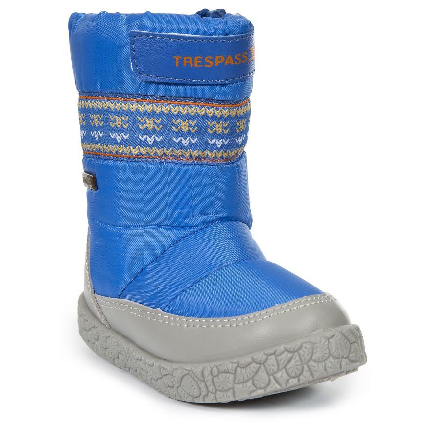 Trespass Boys Alfred Winter Snow Boots RRP £29.99