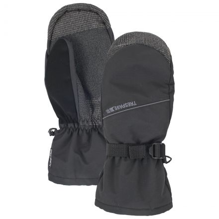 Ask Adults' High Performance Mittens in Black