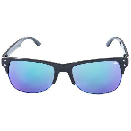 Esteban Kids' Sunglasses in Black, Front view
