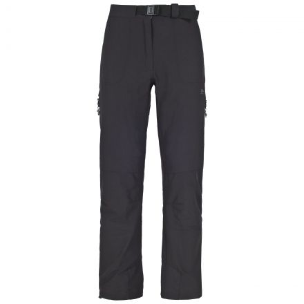Escaped Women's Quick Dry Walking Trousers in Black