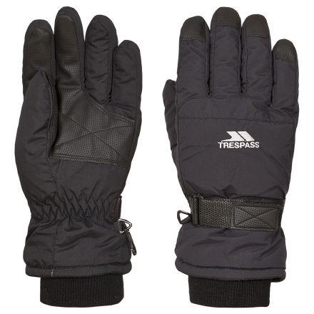 Gohan II Kids' Ski Gloves in Black