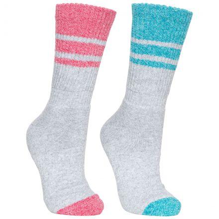 HADLEY Women's Anti Blister Walking Socks in Assorted