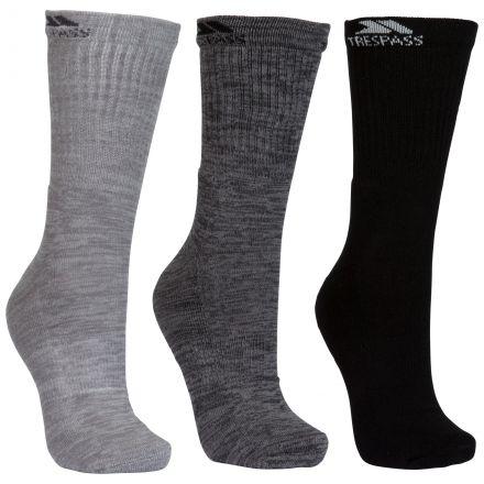 Jackbarrow Adults' Casual Socks in Grey