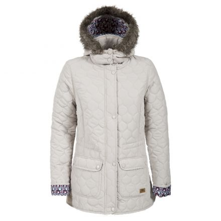 Trespass Womens Casual Jacket Jenna in Beige