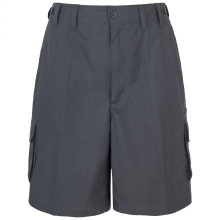 Gally Men's Cargo Shorts in Grey