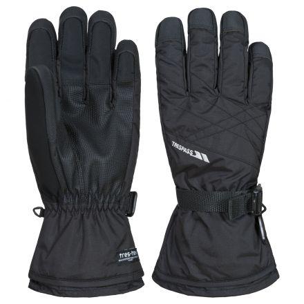 Reunited II Adults' Ski Gloves in Black
