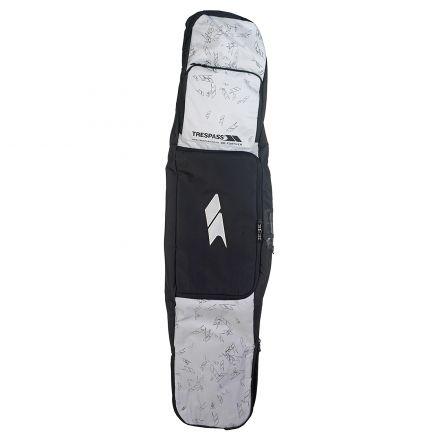 Tomb  Black Deluxe Snowboard Bag in Black