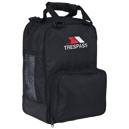 Trespass Black Golf Shoe Bag Luckless