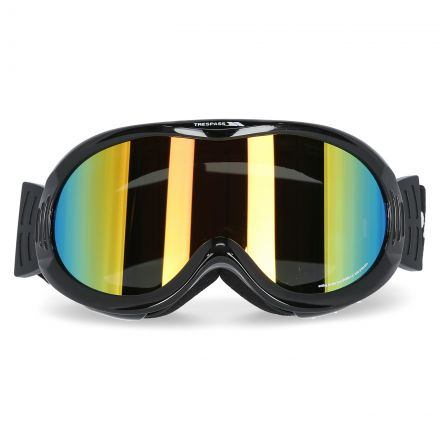 Vickers Adults' Goggles in Black, Front view