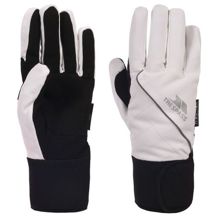 Whiprey Adults' Active Gloves in White