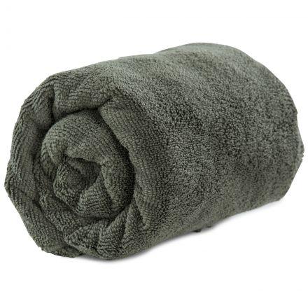 Terry Towel 75 x 135cm in Khaki