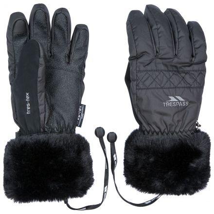 Yanki Adult's Gloves in Black