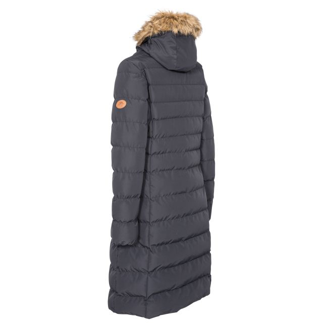 Trespass Womens Padded Jacket Casual Audrey in Black