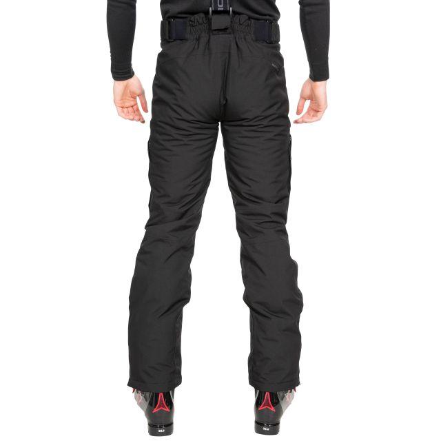 Becker Men's DLX Waterproof Salopettes in Black