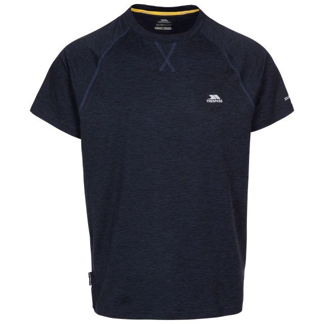 Cameron Men's Short Sleeved Active T-Shirt - NVM