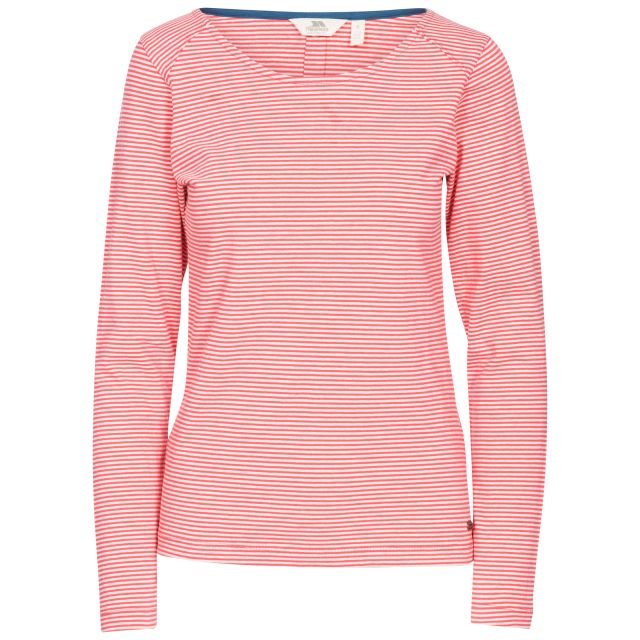 CARIBOU - FEMALE CASUAL TOP - HST, Front view on mannequin