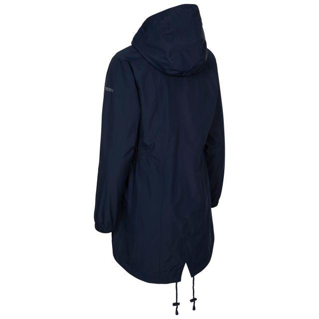 Trespass Women's Waterproof Jacket Daytrip Navy
