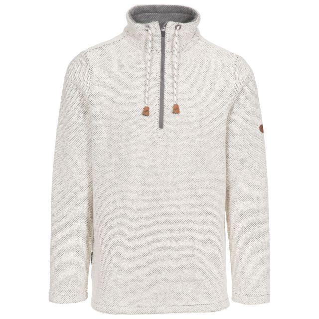 Falmouthfloss Men's Sweatshirt in White