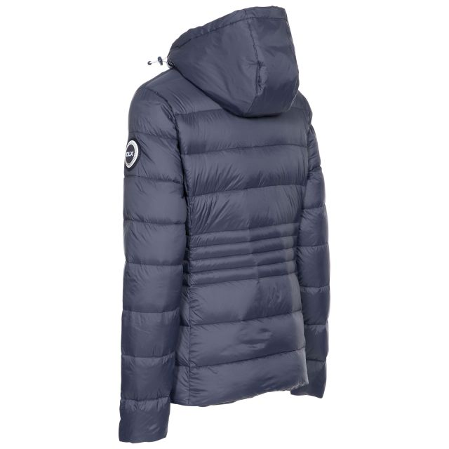 DLX  Womens Down Jacket Hayling in Navy