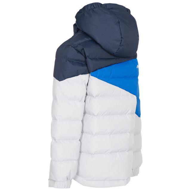 Trespass Kids Padded Jacket in Grey Layout