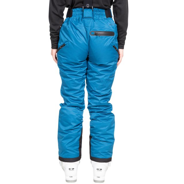 Marisol Women's DLX Ski Trousers in Blue