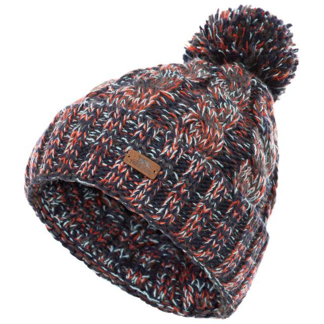 Trespass Unisex Adult Hat in Dark Grey Sawyer