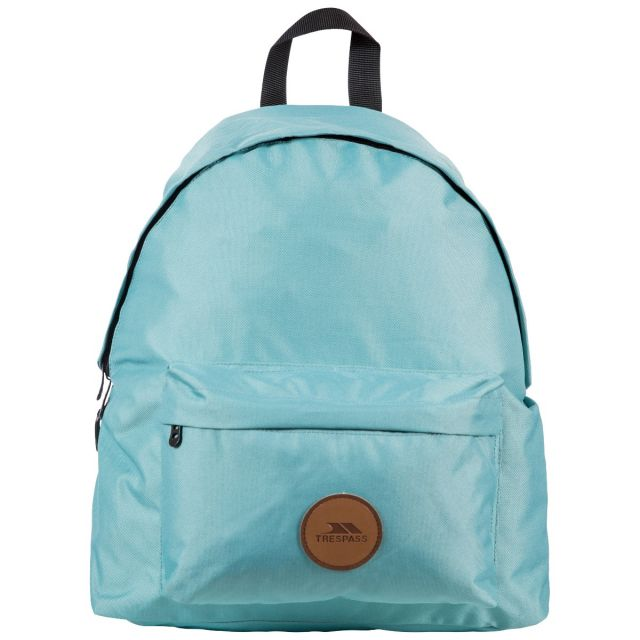 Aabner Blue 18L Casual Backpack - COL, Back view