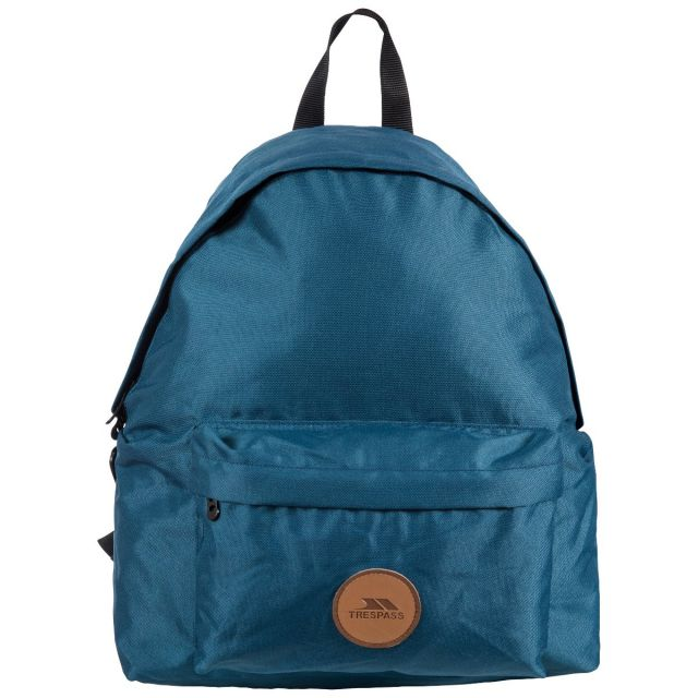 Aabner Navy 18L Casual Backpack - NA1, Back view