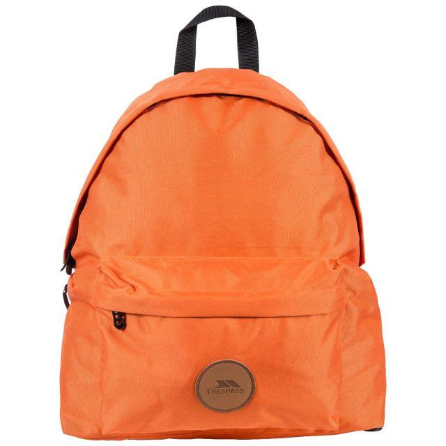 Aabner Orange 18L Casual Backpack - ORA, Back view