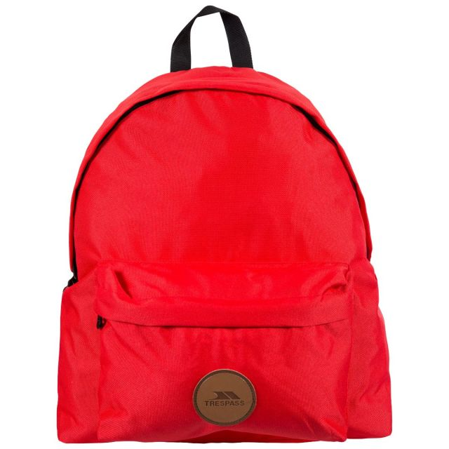 Aabner Red 18L Casual Backpack - RED