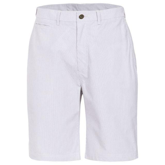 Atom Men's Shorts in White