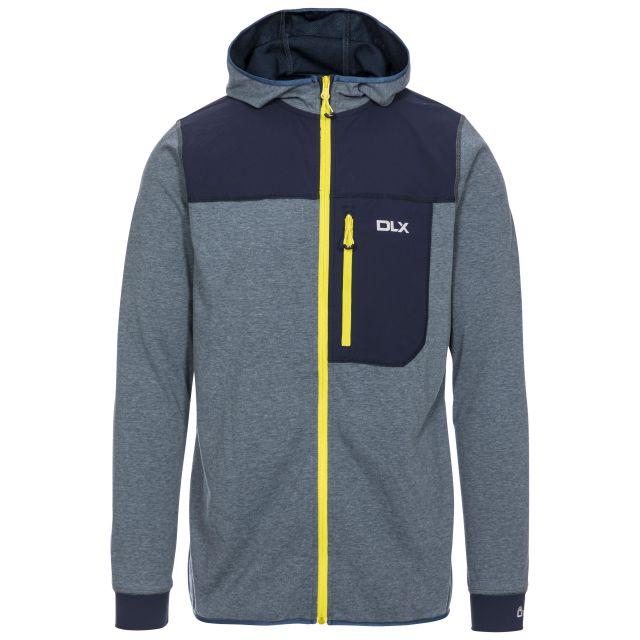 Barnes Men's DLX Quick Dry Hoodie in Navy
