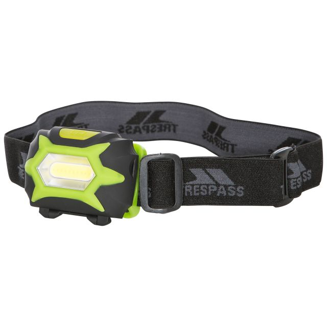 125lm LED Head Torch in Black